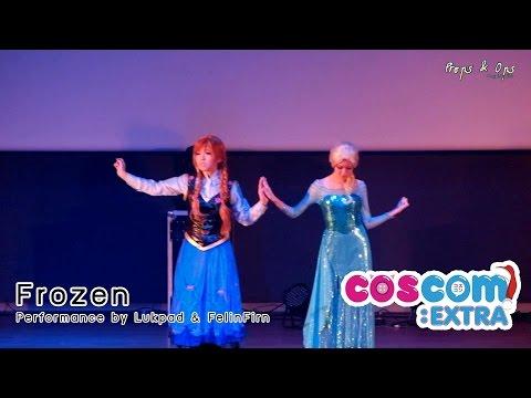 COSCOM EXTRA : Christmas – Frozen