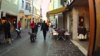 Bolzano Italy  city photos : 2:17 walk in Bolzano Italy