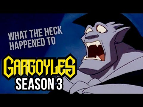 Gargoyles The Goliath Chronicles (Season 3) | Review / Retrospective - Bull Session