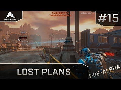 Phoenix Point - Pre Alpha Backer Build - Phoenix Point Gameplay - 15 (видео)