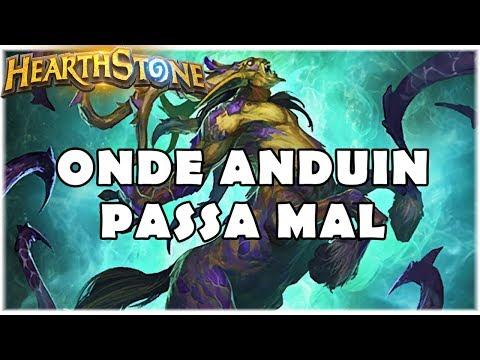 HEARTHSTONE - ONDE ANDUIN PASSA MAL! (STANDARD DK JADE DRUID)