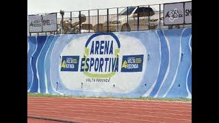 Arena Esportiva Nicolau Yabrudi é reinaugurada
