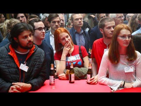 Bremen-Wahl: Schwere Schlappe für die SPD - die CDU wird stärkste Partei