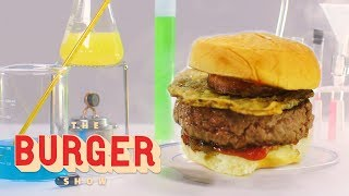 Video How to Make the Perfect Burger According to Science | The Burger Show MP3, 3GP, MP4, WEBM, AVI, FLV Februari 2019