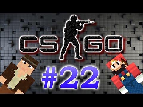 Играем в Counter-Strike Global Offensive (22 серия)