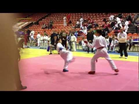 Ardit Marku Karate [K.K Uraniku] (видео)
