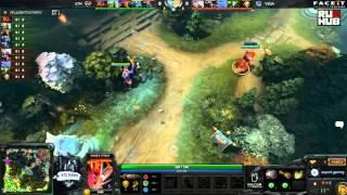 Alternate Attax vs Vega, game 3