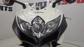 10. 2009 SUZUKI GSX-R 600 @ iMotorsports A1637