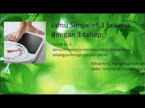 Obat Pelangsing Badan Herbal Simpelet 3 | KASKUS