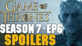 Video Description ▭▭ It's official, Game of Thrones Season 7 Episode 6 has leaked online and Preston and I will be discussing it in today's video. Fair warning ...