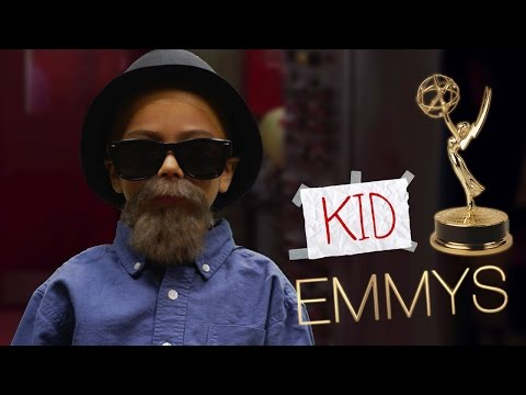 VIDEO: Kids Re-Enact Scenes From Emmy-Nominated Shows--Hilarious!