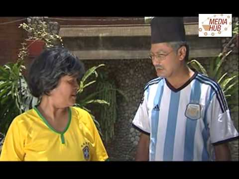 World Cup Dohori  -Baburam Bhattarai and Hisila Yami