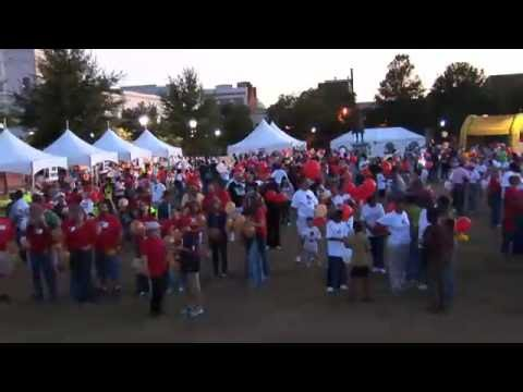 The Leukemia & Lymphoma Society's 2009 Augusta- Light the Night