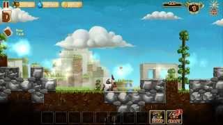 Craft The World #1 - Terraria + Dwarf Fortress. Интересные идеи и исполнение