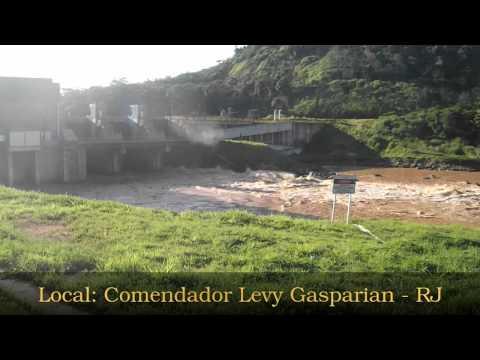 XT 660R | Represa Bonfante em Comendador Levy Gasparian