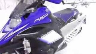 8. Yamaha Sneak Peek - 09 FX Nytro XTX