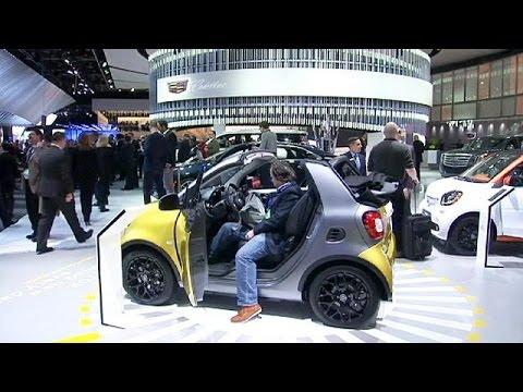Ντιτρόιτ: αυτοκίνητα που «μιλάνε» μεταξύ τους και παρκάρουν μόνα τους! – economy
