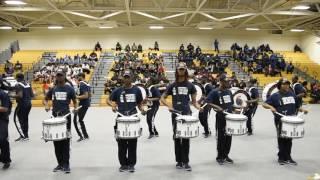Download Lagu Virginia State University Drumline @ Highland Springs 2017 Mp3