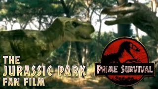 Jurassic Park: Prime Survival - FULL MOVIE