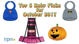 Top 5 Baby Gear in October 2017