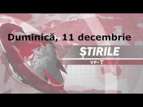 Duminică, 11 decembrie, Alegeri parlamentare, la VPTV! Jurnale speciale!
