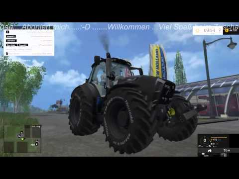 Deutz Fahr 7250TTV Warrior v2.1
