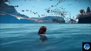 Hey Guys Today Team Snes Is Going To Be Showing You How To Barrier Break Anywhere In Just Cause 3 Make Sure To Check...
