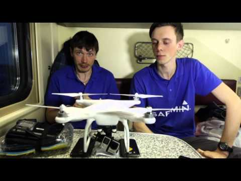 Квадрокоптер в туристическом походе или как потратить 1000 баксов.