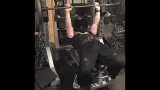 Get FASST: Dynamic Effort bench press workout