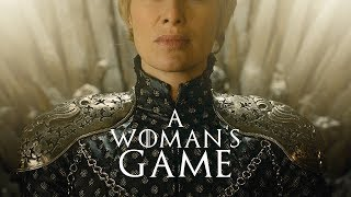 A new original song inspired by Cersei Lannister from Game of Thrones. A Woman's Game is Available Now: iTunes:...