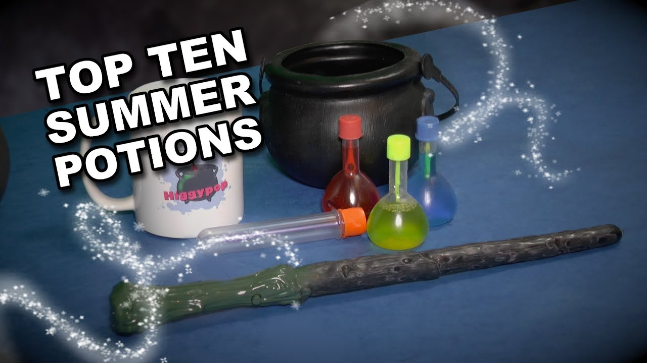 Top 10 Summer Potions
