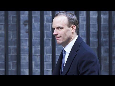 GROSSBRITANNIEN: Hilfe vom Europaskeptiker - Dominic Raab wird neuer Brexit-Minister