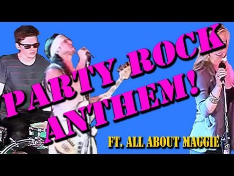 Best party rock cover EVER