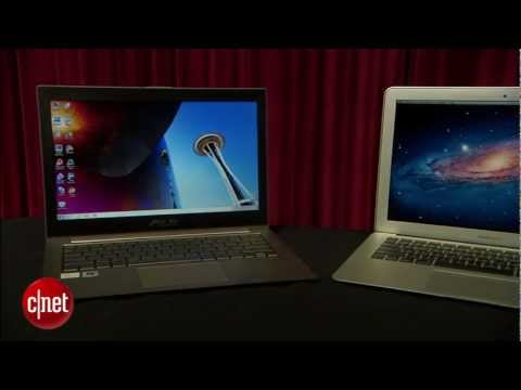 Asus Zenbook UX31E vs. Apple MacBook Air 13-inch - Prizefight