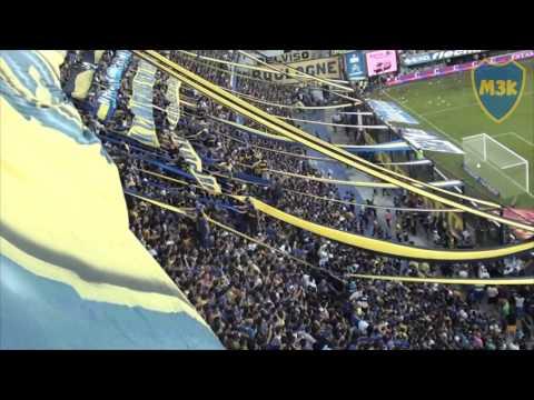 Boca Rafaela 2016 / Gol de Carrizo - La 12 - Boca Juniors