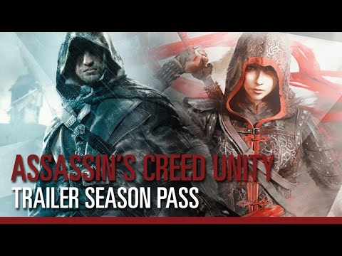 Assassin's Creed Unity : Season Pass en vidéo