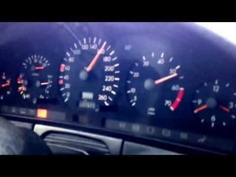 Mercedes w140 s 420 фотка