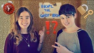 ESCAPE THE GUEST ROOM! - Challenge