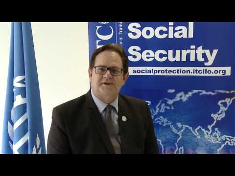 Interview with Dr. Johan Strijdom, Department of Social Affairs - African Union