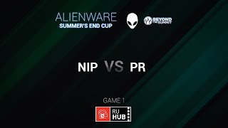 Arcade vs NIP, game 1