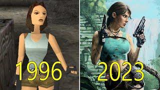 Video Evolution of Tomb Raider Games 1996-2018 MP3, 3GP, MP4, WEBM, AVI, FLV Februari 2019