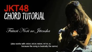 (CHORD) JKT48 - Futari Nori no Jitensha
