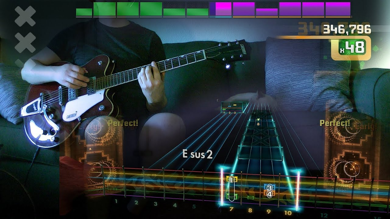"Rocksmith Remastered – DLC – Guitar – 3 Doors Down ""Be Like That"""