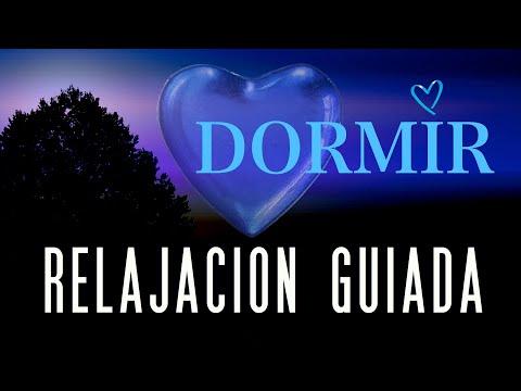 😴 RELAJACIÓN GUIADA Meditación para DORMIR... Super-efectiva!!