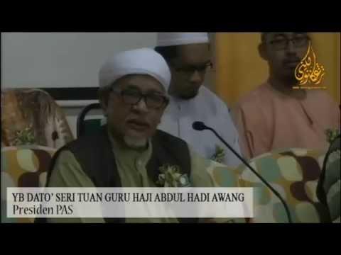 Penjelasan TGHH Isu Waran Tangkap Terhadap Prof. Dr. Syeikh Yusuf Abdullah Al-Qaradawi