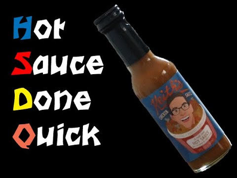 Keith's Chicken Sauce: Are the Try Guy's wise in hot sauce guise?