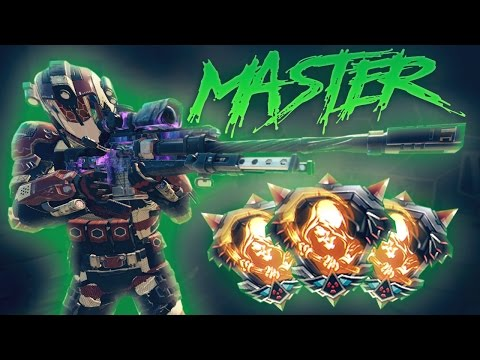Quickscope Master! - 56-0 Locus Recon Nuclear! - (black Ops 3 Pc Sniping)