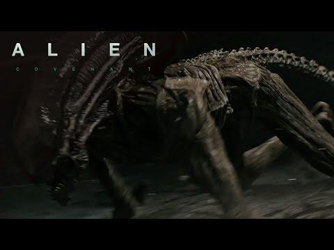 Alien: Covenant | The Secrets of David's Lab: The Xenomorph | 20th Century FOX
