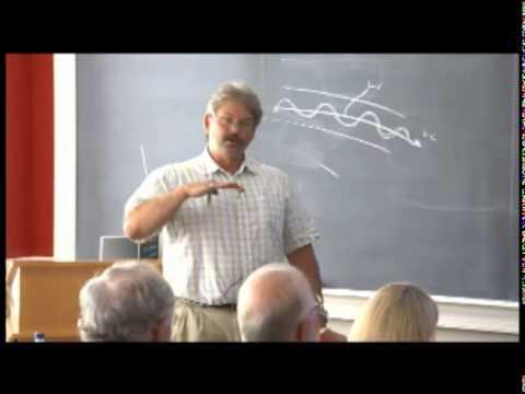 Prof. Dru Germanoski: River Form, Funktion und ihre ökologischen Auswirkungen