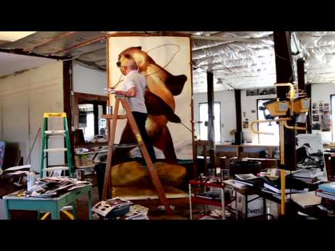 Video | Juxtapoz Presents Walton Ford